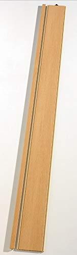 Zusatzlamelle Grosfillex Axia, 76302A71, Volllamelle, B 84 x H 205 cm, eiche hell
