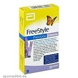 FREESTYLE PREC BETA KETONE 10St Teststreifen PZN:6905386