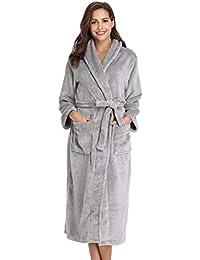 Amazon.co.uk  Bathrobes - Nightwear  Clothing aea770874