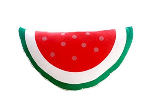 kreative Fruchtwassermelone rot Schlafkissen Kissen Plüschtiere Geschenk