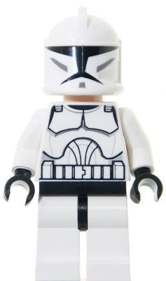 igur - Clone Wars - Clone Trooper (Star Wars The Clone Wars Clone Trooper)