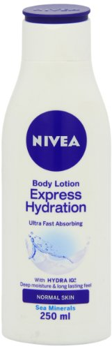 Nivea Express Hydration Body Lotion Norm/Dry Skin 250ml