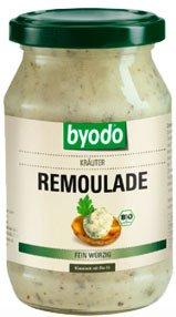 Byodo Kräuter-Remoulade (250 ml) - Bio (Gurke Zeichen)