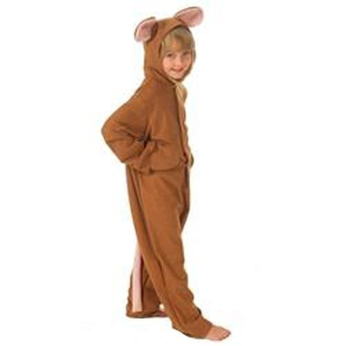Brown Mouse costume 4-6 years by Charlie Crow (Kind Crow Kostüme)
