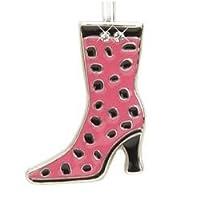 Finder Key Purse Pink Boot Key Finder