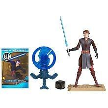 Anakin Skywalker with Lightsaber Launcher CW1 Star Wars - The Clone Wars 2012 von ()