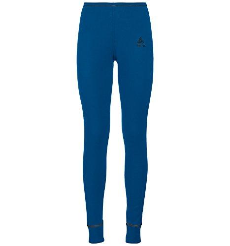 Odlo Damen Pants WARM Unterwäsche, Lapis Blue, S