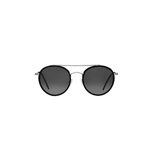 Spektre Vanni Sonnenbrille Männer Frauen hoher Schutz Rauchfarbe Made in Italy