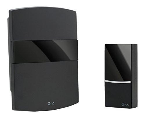 Carillon sans fil décoratif CD-100 Noir - Otio