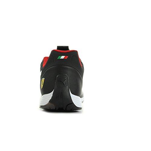 Puma Evospeed 1 4 Sf Nm, Baskets Basses homme Noir et rouge