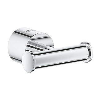 Grohe Atrio Accesorios de baño, Metal, Cromo, 8.0 x 7.0 x 9.0 cm