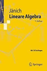 Lineare Algebra (Springer-Lehrbuch) (German Edition)
