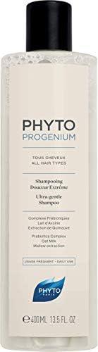 Phyto Phytoprogenium Shampoo Delicato, Adatto a Tutti i Tipi di Capelli, Ottimale per Uso Quotidiano, Formato