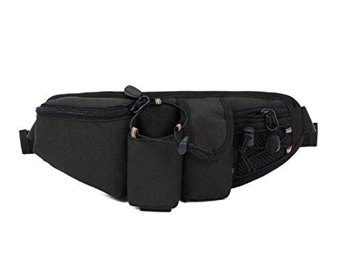 LJ&L Outdoor Sporttasche Tarnung wasserdichte Nylon Multifunktions-Taschen, tragbares Outdoor Wandern Picknick, Nylon Taschen langlebig A1
