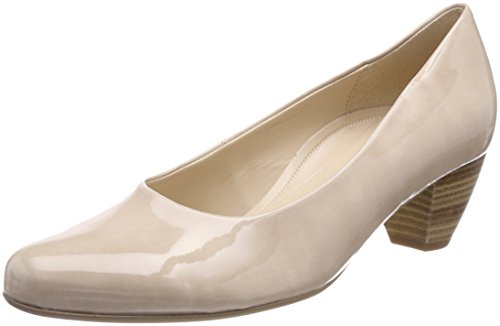 Gabor Shoes Damen Comfort Basic Pumps, Beige (Sand), 38 EU