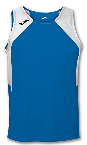 Joma Record, Camiseta Tirantes Hombre, Azul Royal