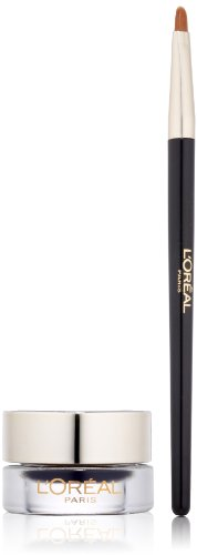 L'Oreal Infallible Gel Lacquer Liner, Navy, 0.08...