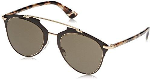 Dior Damen DIORREFLECTED 70 PRE 52 Sonnenbrille, Grau (Grey Havana/Brown),