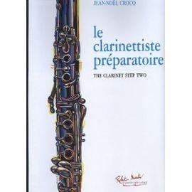 Le clarinettiste prparatoire (Collection Clarinette)