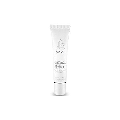 Alpha-H Age Delay Intensive Eye & Lip Treatment Cream 20ml (Confezione da 2)