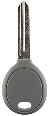 Discount Keyless Replacement Uncut Ignition Transponder Chip Key For ID