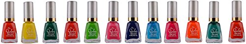 The Parlor Disco Mat 12-Piece Nail Polish Set, 120 ml