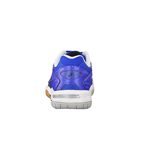 Asics Gel-Rocket null Blue /Blk /Silver Blanc (Blue)