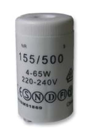 5 x GE 155500 4w- 65w Starter Switches