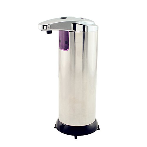 careshine-stainless-steel-hand-free-automatic-ir-sensor-touchless-soap-liquid-dispenser-total-steel