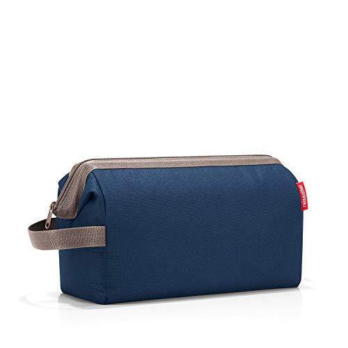 Reisenthel travelcosmetic XL Dark Blue Kulturtasche, 30 cm, 6L, Dark Blue