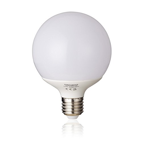 Lighting Lamp led bulbs natural Globe Large Screw Cap G120 15W E27 AC cool white 6000k warm white 3000k 1000LM Decorative Bulb 30000H Life 220V 240V[Energy Class A++]