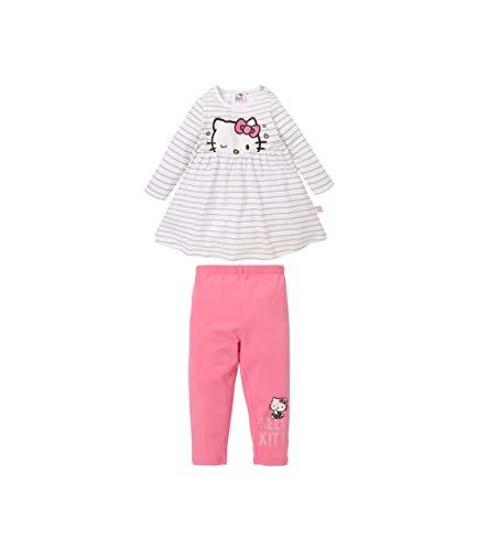 Hello Kitty Kleid & Leggings weiß ()