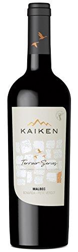 Hersteller Serie (6x 0,75l - 2015er - Viña Kaiken - Terroir Series - Malbec - Corte - Mendoza - Argentinien - Rotwein trocken)