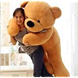 Generic Shah Brothers Cute Lovable Super Soft Big Teddy Bear for Birthday Gifts, 3ft (Brown)