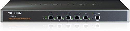 100 Ethernet Broadband Router (TP-Link TL-ER5120 V2.0 Gigabit-Multi-Wan Loadbalancing-Router (5-Port))