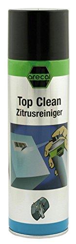 Preisvergleich Produktbild Zitrusreiniger TOPCLEAN - 500 ml - Optimal geeignet zum Entfernen von Klebstoffrückständen,  alten Etiketten sowie Leimrückständen.