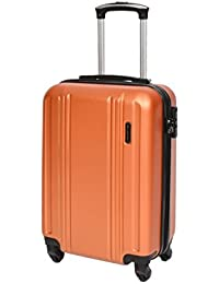 Poids Léger Coquille Dure Cabine ABS Valise 4 Roues Airline Pas Cher Porter à Main Bagages HLG003