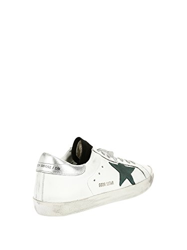 Golden Goose, Chaussures basses pour Homme Bianco