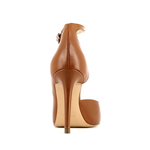 Evita Shoes  Alina,  Scarpe col tacco donna cognac