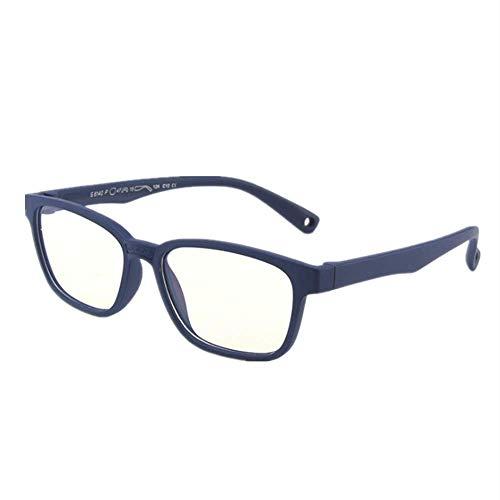 Yibaision Kinder Sonnenbrille Polarisiert Polarized für Jungen und Mädchen Verhütung Blaues Licht Brillen(,G)