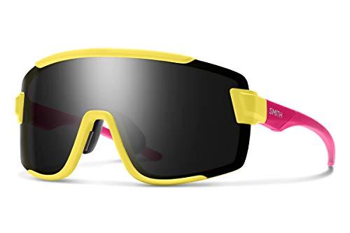 SMITH OPTICS(スミスオプティクス) Unisex-Erwachsene Wildcat Sonnenbrille Mehrfarbig (Yllw Fchs) 99 (Sonnenbrille Für Damen Von Smith Optics)