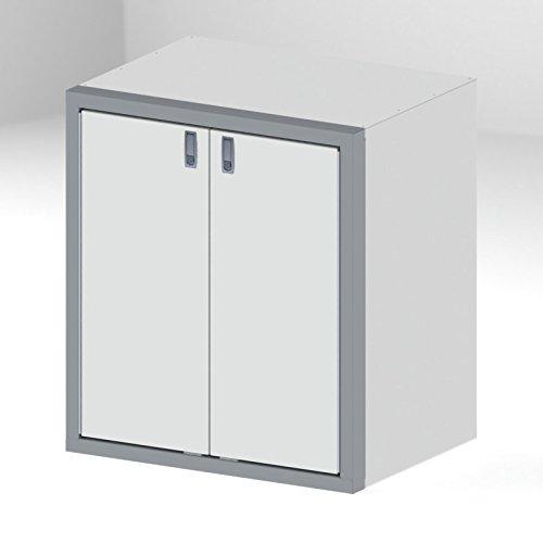 RB Komponenten 6058Unterschrank, 91,4cm H x 61cm D x 81,3cm W (Aluminium-trailer-schrank)