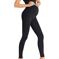 10c90b80f Trendy Legs Dorothy Leggings De Maternidad Largos Lisos Para Mujeres -  Hechos En La UE