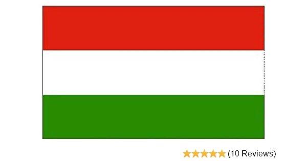 Hungary National Flag 5ft x 3ft Home & Garden Store