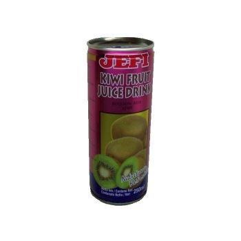 Kiwi Fruit Juice Drink - Kiwifruchtsaftgetränk - Jefi 250ml