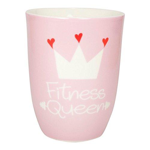 "Mea-Living Becher ""Fitness Queen"""