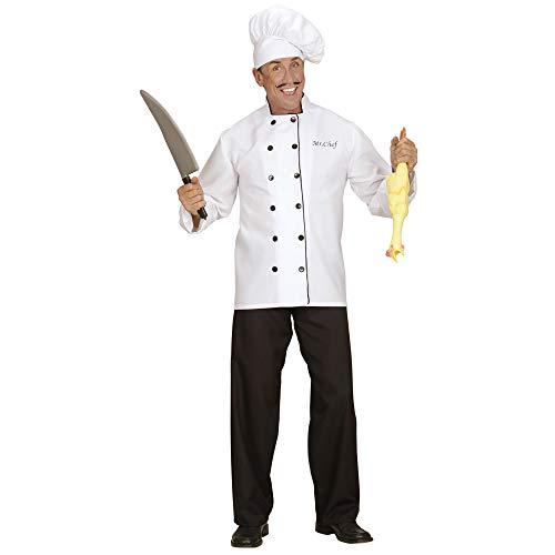 Widmann 05874 - Erwachsenenkostüm Mr. Chef, Jacke, Hose und Hut, Größe XL