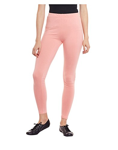 Yepme Women's Orange Cotton Leggings - YPWLGGN5159_S  available at amazon for Rs.179