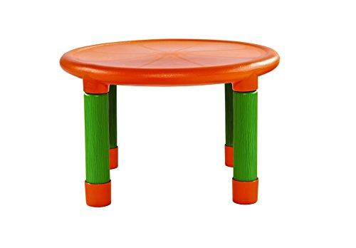 Chicco Spielzeug-Tisch, Orange (Mondo 30007)