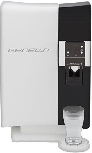 Eureka Forbes Dr. Aquaguard Geneus+ Water Purifier, Black & White